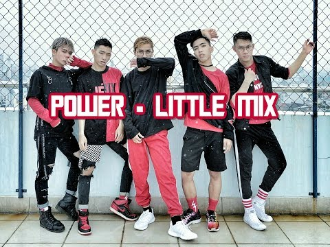 Power - Little Mix / Choreography by Eric Nguyen - ILLUSION DANCE TEAM