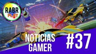 Noticias Gaming #37 CYBERPUNK 2077 - STARCRAFT - ROCKET LEAGUE - FORTNITE - RESIDENT EVIL 2