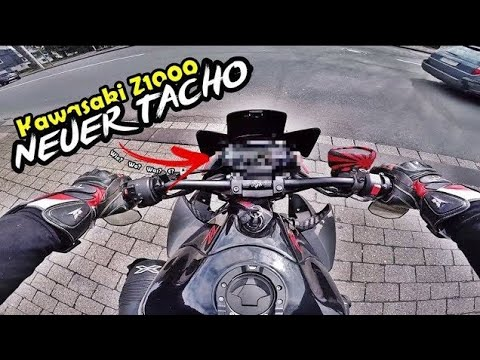 Kawasaki Z750 Tacho LED Umbau [Deutsch/HD]из YouTube · Длительность: 8 мин42 с