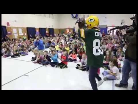 Paul Coffman at Graber Elementary School
