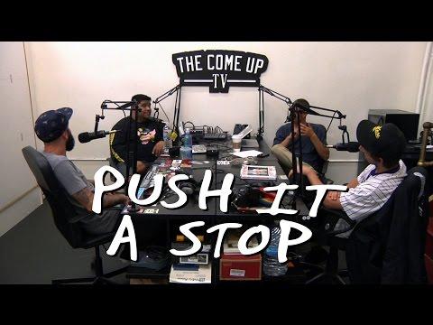 TCU TV - Push It A Stop Talk #2