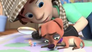 Фиксики - Лупа | Познавательные образовательные мультики для детей, школьников