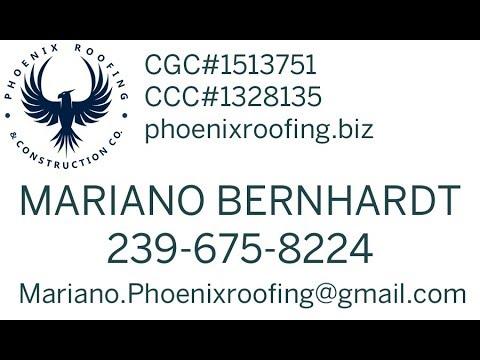 Marco Island Roofing Contractors   Phoenix Roofing Marco Island FL    239.675.8224