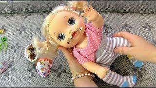 Что СКРЫВАЛА ОТ МАМЫ Настя? #Куклы Пупсики Играем Как Мама Для детей 108мама тиви