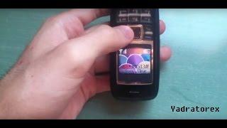 Nokia's trick | Reverse display / screen flipped