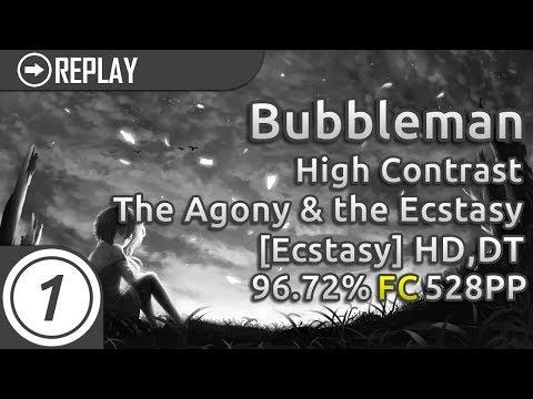 Клип High Contrast - The Agony & The Ecstasy