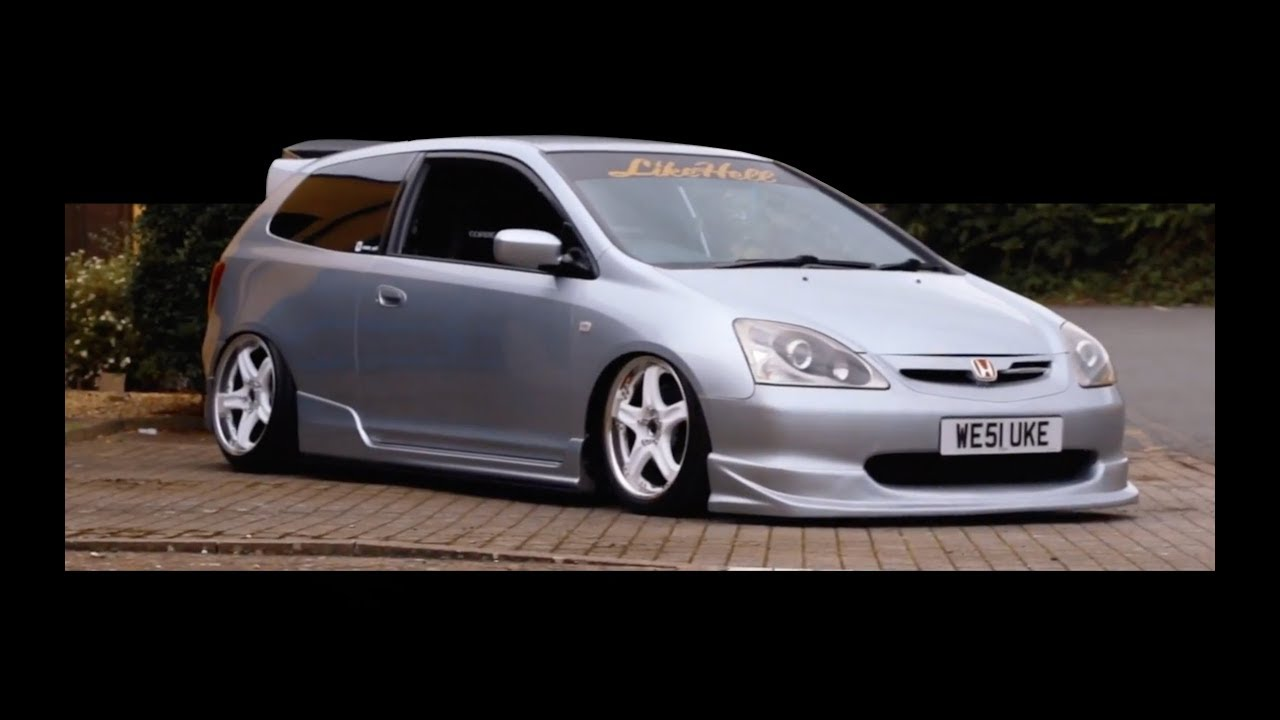 honda civic ep3 type r modified rollin 39 low youtube. Black Bedroom Furniture Sets. Home Design Ideas