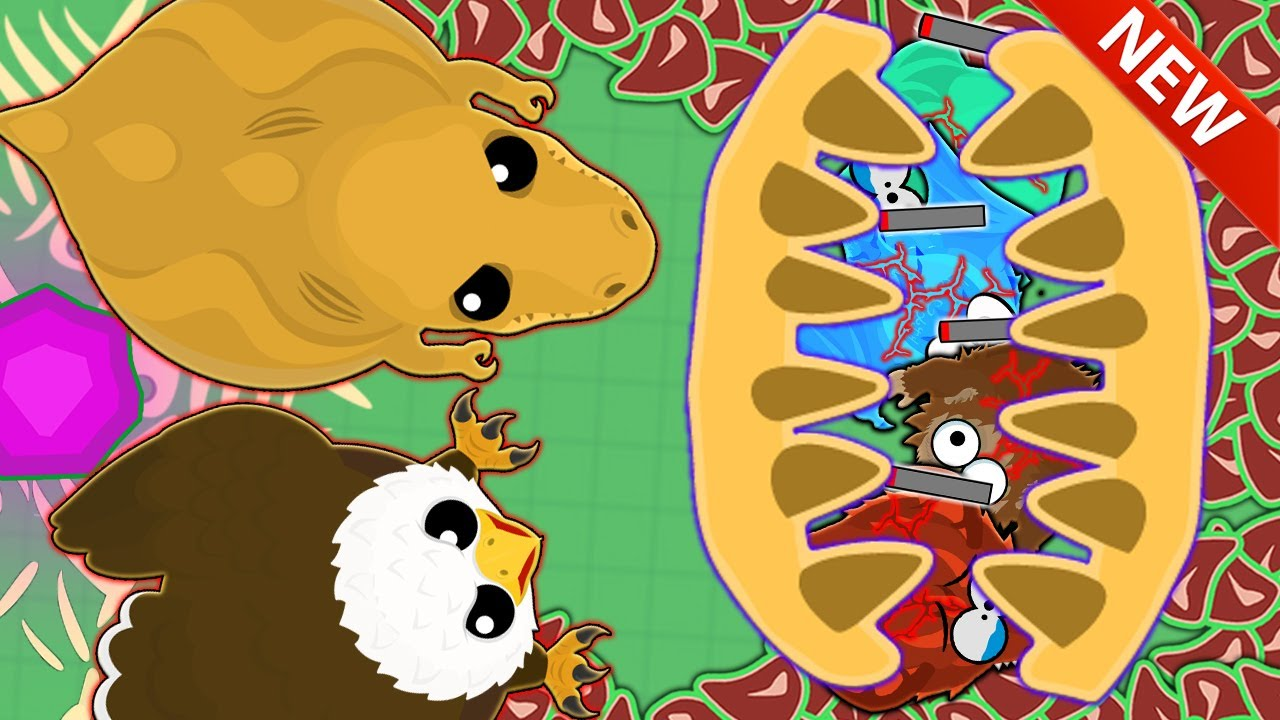 NEW INSANE TREX ONE HIT KILL GLITCH IN BETA MOPE | NEW GLITCHES AND ARENA REVAMP ON BETA MOPE.IO