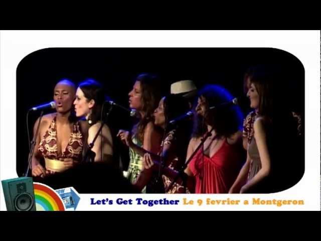 Let's Get Together | Lisa Spada | Spirit in the Dark