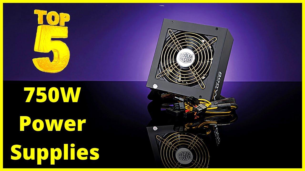 Download Best 750W Power Supplies (PSU)