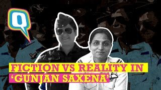 EX IAF Officers on What's Wrong With 'Gunjan Saxena' | The Quint