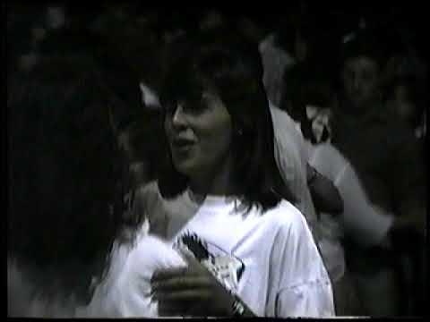 S Tiago LEOMIL   Moimenta da Beira em 24 07 1991  um pouco do Arraial
