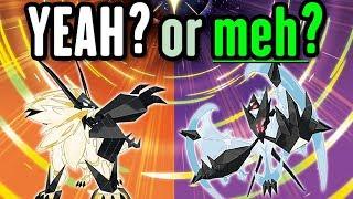 Is Pokemon Ultra Sun and Moon Worth it? - No Spoilers | Lockstin