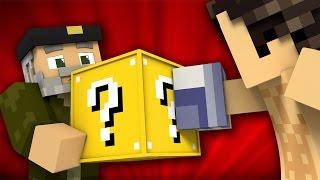 PUÑETTA Y LA GRAN COMIDA!! LUCKY ISLANDS con Vegetta| Minecraft