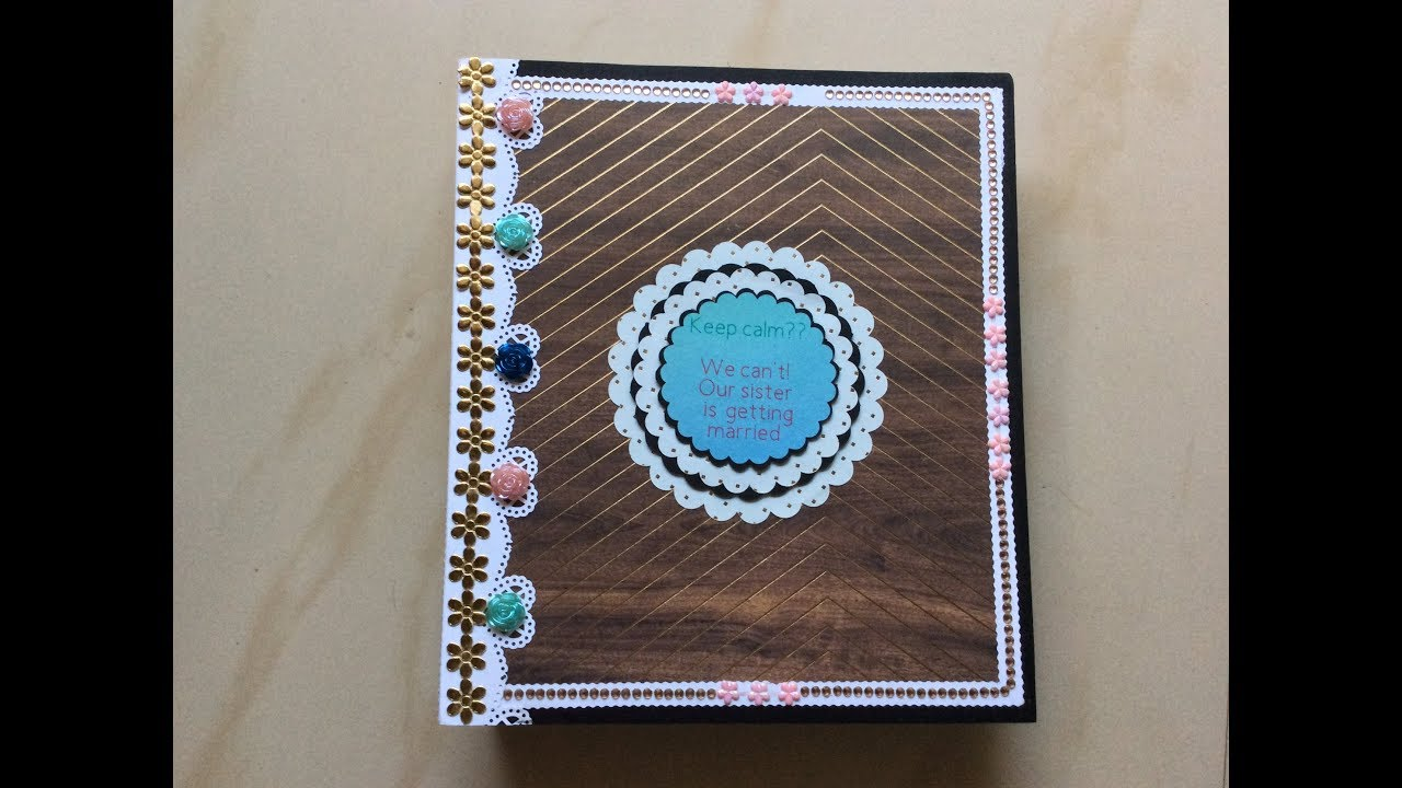 Best Wedding Gift Ideas For Sisterscrapbook For Sisters Birthday