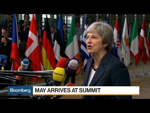 Theresa May Says a Brexit Deal Is Achieveable
