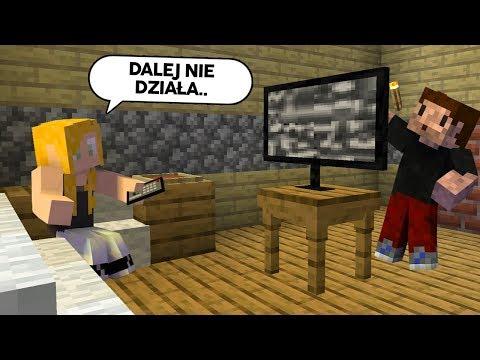 JAK NAPRAWIĆ TELEWIZOR - Minecraft 1.14 | AGU i ZIO |