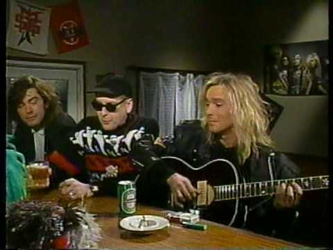 Robin Zander sing THE FLAME 1988