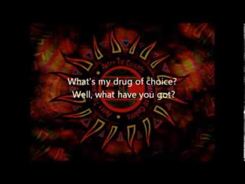 Alice In Chains- Junkhead- Lyrics