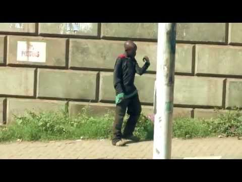 Life in the Streets of Nairobi
