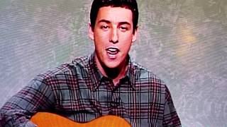 Adam Sandler's Thanksgiving Song
