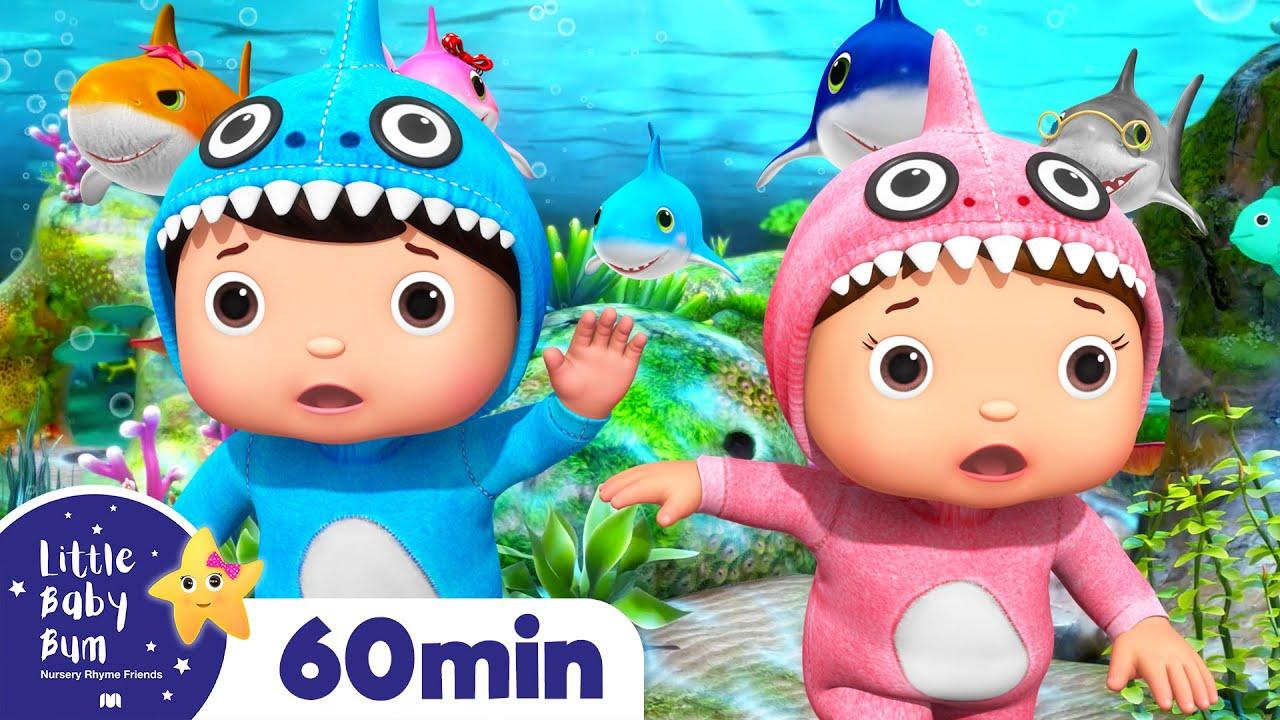 Baby Shark Dance   +More Nursery Rhymes & Kids Songs ...