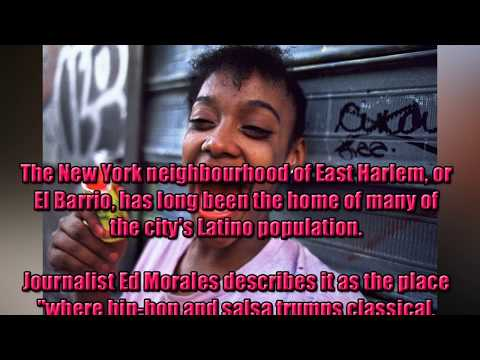 Capturing East Harlem In The 80s Amazing