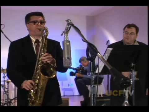 UCF Performs - UCF Jazz Professors