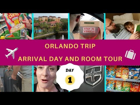 Orlando Holiday August 2019 - ARRIVING IN ORLANDO! Floridays