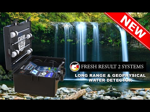 geophysical water exploration techniques - Fresh result 2 systems Plus