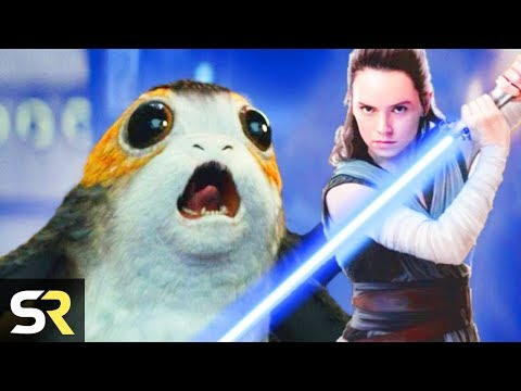 What Went Wrong With Star Wars: The Last Jedi