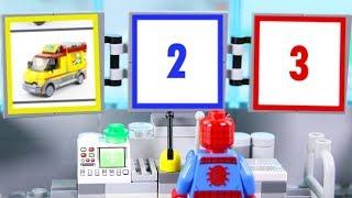 LEGO Spiderman Experimental Cars, Trucks, Pizza Monster Truck | LEGO Videos for Kids | Billy Bricks