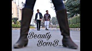 Beauty Bomb II Cracker feat. Pravesh Rathi II Latest Punjabi Song 2017
