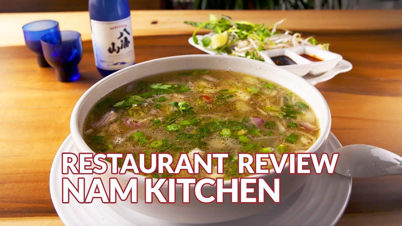 Restaurant Review Nam Kitchen Atlanta Eats