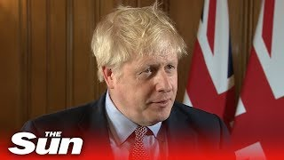 Boris Johnson tells MPs get my Brexit deal done now or face December 12 election
