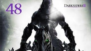 Прохождение Darksiders 2 - Часть 48 — Босс: Воющий Большак