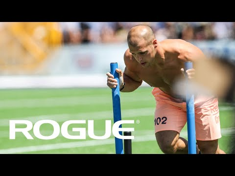 Sprint Couplet - Individual Men Event 4 - 2019 Reebok CrossFit Games