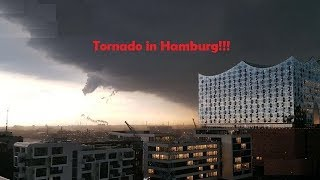 Tornado in Hamburg!!!