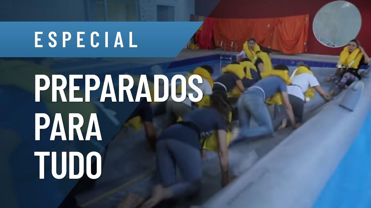 Comissarios De Bordo Entrevista: COMO É O TREINAMENTO DOS COMISSÁRIOS DE BORDO
