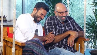 Telugutimes.net Prathi Roju Pandage Movie Team Hilarious Interview