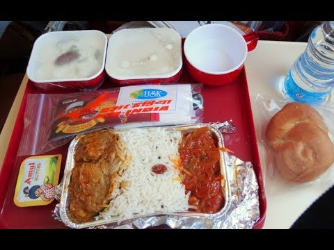 Air India Airbus A320 Flight Experience: AI668 Trivandrum to Mumbai