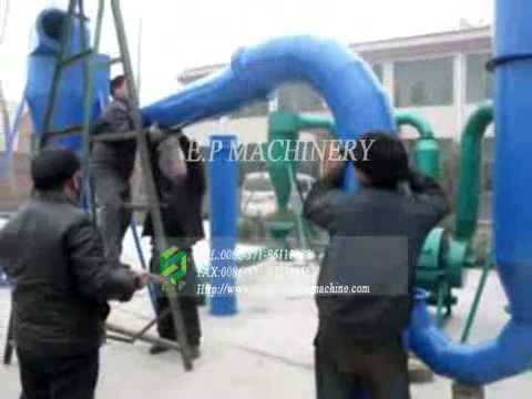 video-of-installing-the-whole-pellet-line_EP MACHINERY