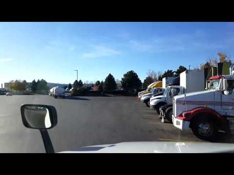 Bigrigtravels Live! - Denver to Burlington, Colorado - Interstate 70 East - October 26, 2016