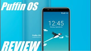 REVIEW: Puffin OS - New Mobile OS to Rival Android Go & KaiOS?