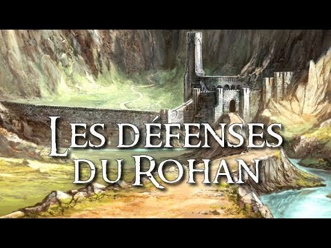 Le Gouffre de Helm, Fort le Cor, Dunharrow | TOLKIEN en streaming