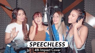 "Naomi Scott - Speechless from ""Aladdin"" Cover 