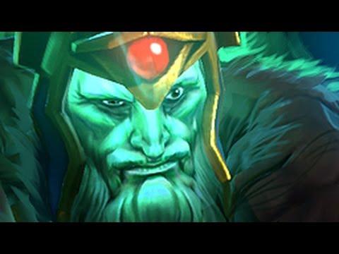 Dota 2 Guides W/ Killratification - Wraith King