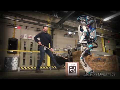 SON TEKNOLOJİ YAPAY ZEKALI ROBOTLAR - DÜNYA'DA HIZLA GELİŞEN ROBOT TEKNOLOJİSİ
