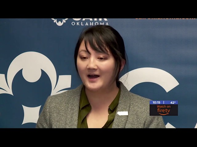 Video: CAIR-Oklahoma Holds Press Conference with Victim of Dallas Anti-Muslim Attack