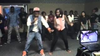 How to: church clap dance by KB ft lecrae